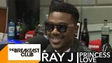 "Ray J Interview With The Breakfast Club! Doesn't Drink Anymore To Avoid Trouble, Knowing ""Booty Goons"", His Girl Dating Floyd Mayweather Prior & More"