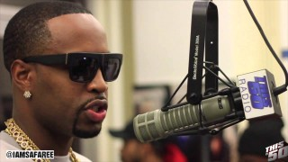 Safaree Says He Wrote Most of Nicki Minaj's Raps