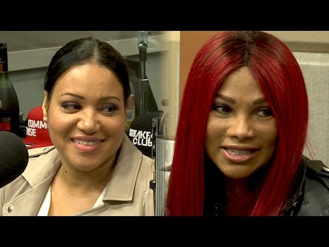 finest selection ef2d1 6be46 Salt N Pepa Interview With The Breakfast Club! Speak On Their 30 Year  Career, Working In Sears With Martin Lawrence And Kid  Play  More  The  Christ James