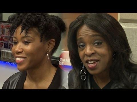 Black Enterprise Magazine Interview at The Breakfast Club Power 105.1