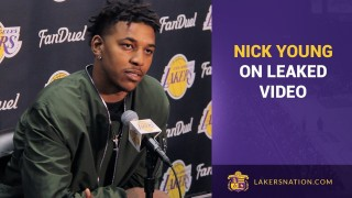 Nick Young Addresses D'Angelo Russell Leaking Video & Cheating Scandal