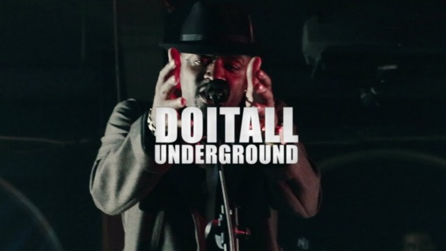 DO IT ALL UNDERGROUND -Explicit-(Lords of The Underground)